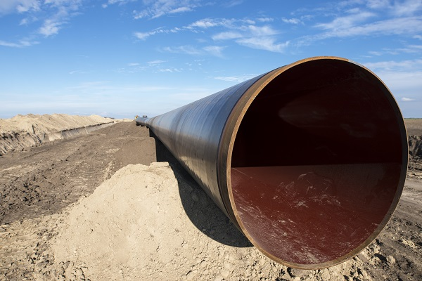 Construção de Gasodutos