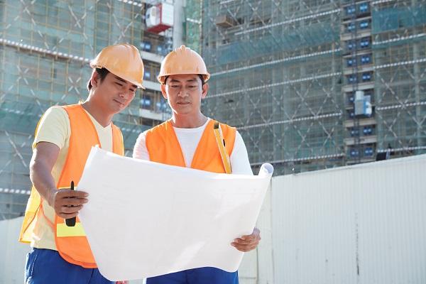 Construção Civil e seus eixos